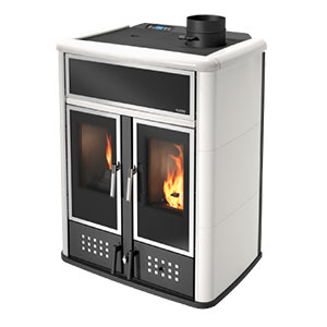 """dual termostufa bianca"""