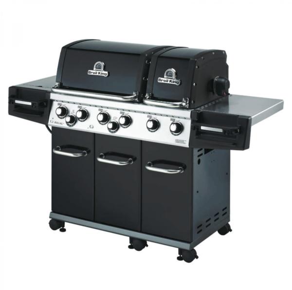 """""""barbecue regal xl 690 nero"""""""
