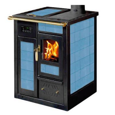 termostufa blu cielo