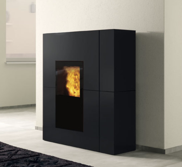 termostufa blade h nero